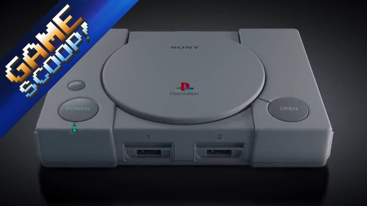 Game Scoop! 504: Does PlayStation Classic Represent the Best of PS1