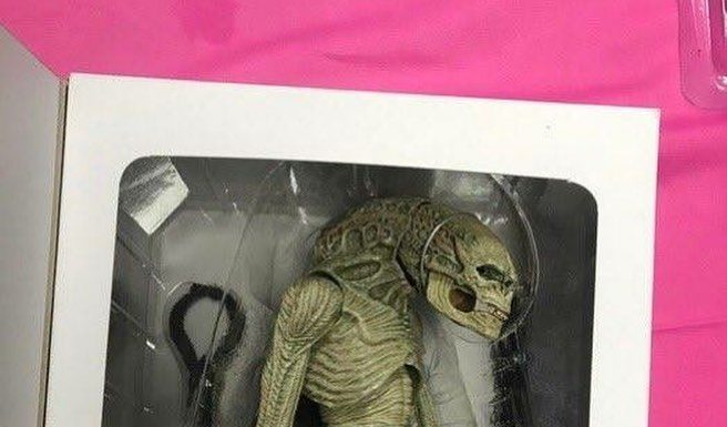 Alien: Resurrection – Newborn Alien Preview by NECA – The Toyark